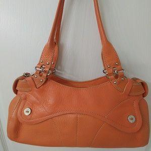 Cole Haan Handbag & matching wallet